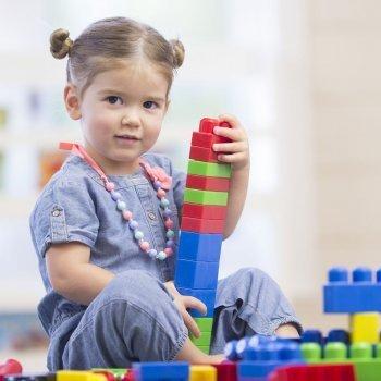 Juguetes adecuados para niños nerviosos
