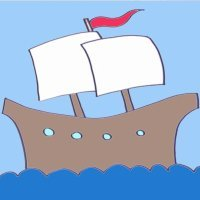 Cómo hacer, paso a paso, un dibujo de un navío