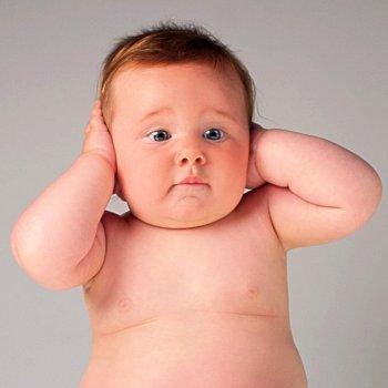 Qué hacer si el bebé tiene otitis