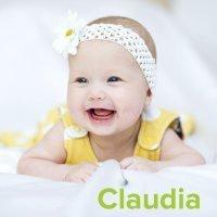 Día de la Santa Claudia, 18 de mayo. Nombres para niñas
