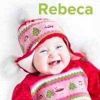 Día de la santa Rebeca, 23 de marzo. Nombres para niñas