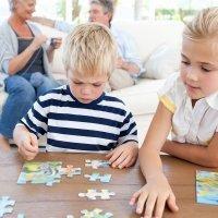 Ejercicios y juegos caseros para niños hiperactivos