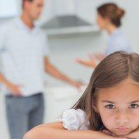 Los efectos que el divorcio causa en los hijos