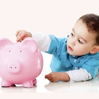 Cómo enseñar a los niños a ahorrar el dinero