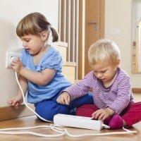 Cómo evitar los accidentes con los niños en el hogar
