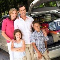 Cómo prevenir accidentes en la carretera. Viajar en familia
