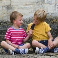 El egoísmo de los niños