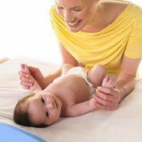 El estreñimiento infantil. Las cacas de tu bebé