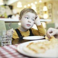 Comer fuera de casa con niños celiacos