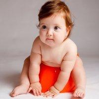 Quitar los pañales al bebé