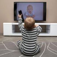 La televisión no educa a los bebés