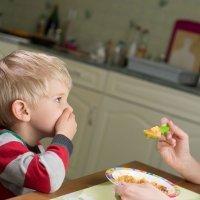 Cuando los niños comen mal