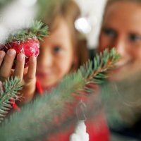 Adornos de Navidad: diversión y creatividad