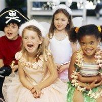 Un cajón de disfraces para los niños