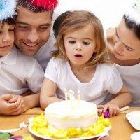 Cumpleaños: la importancia de apagar las velas