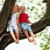 Niños intrépidos y sin miedo al peligro
