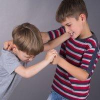 Cómo atajar los celos y las peleas entre hermanos