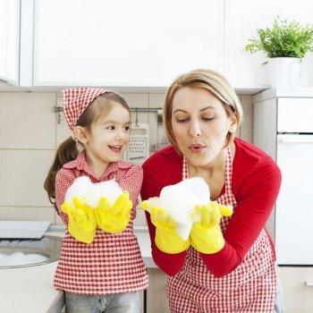 El asma por exceso de higiene