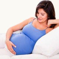 Los cambios en el flujo vaginal durante el embarazo