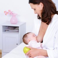 La alimentación de la madre lactante