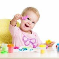 La plastilina: más concentración y creatividad para los niños