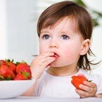 Fresas: más vitamina C para los niños