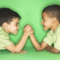 La rivalidad de los niños es saludable