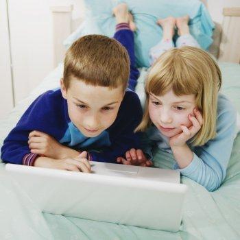 Internet como una red de recursos para niños