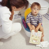 Cuándo los niños están preparados para controlar el pis