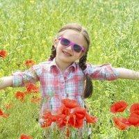 Por qué los niños deberían llevar gafas de sol