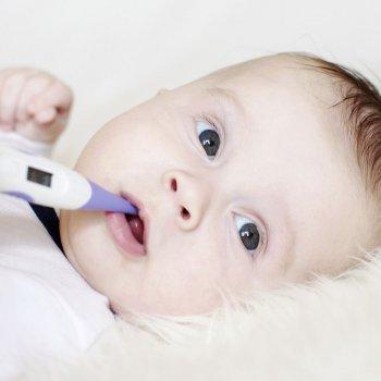 El primer resfriado de tu bebé