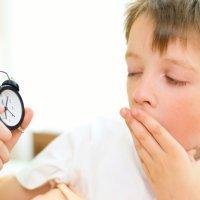 El cambio de horario afecta al comportamiento de los niños