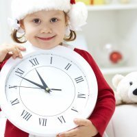 Lo que esperan los niños del Año Nuevo
