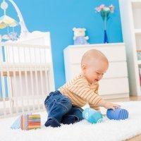 Armonía y equilibrio en el dormitorio de tu bebé