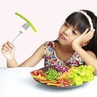 Por qué no les gustan las verduras a los niños