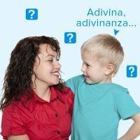 Las adivinanzas son un pasatiempo ideal para jugar con los niños