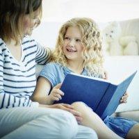 Mamá, hoy el cuento lo leo yo