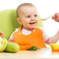 ¿Darías una dieta vegetariana a tu bebé?