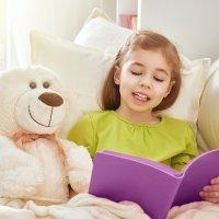 De qué hablan los cuentos y los libros a los niños