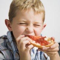 Una merienda para niños celiacos