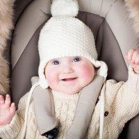 El primer paseo del bebé en cochecito
