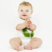 Enseña a reciclar a los niños desde bebés