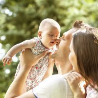 Canastilla para bebés que nacen en verano