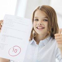 Premios para las buenas notas de los niños. Sí o no