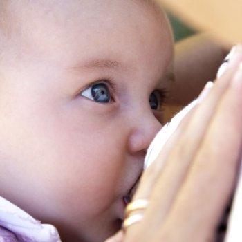 Impacto de la lactancia materna en el bebé
