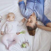 Las mamás a veces necesitan 5 minutos de descanso