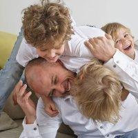 Cómo pasar más y mejor tiempo con los niños