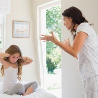 Por qué hay que evitar gritar a nuestros hijos