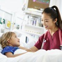 Los trasplantes en niños