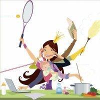 Ser mujer trabajadora y mamá... y no tener que elegir